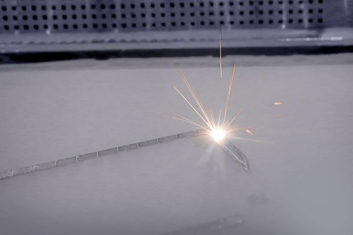 laser melting
