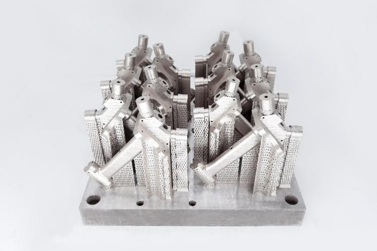 3D-printed product by Nickel