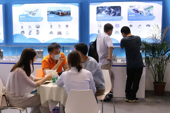 Eplus3D at FORMNEXT + PM SOUTH CHINA