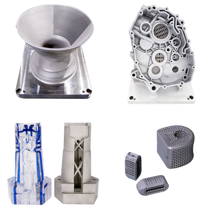 parts printed by EP-M260